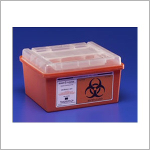 1 Gallon Sharps Container for disposal of insulin syringes