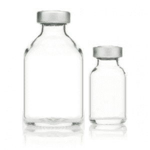 Glass Vials 10,20,30,50mL sizes
